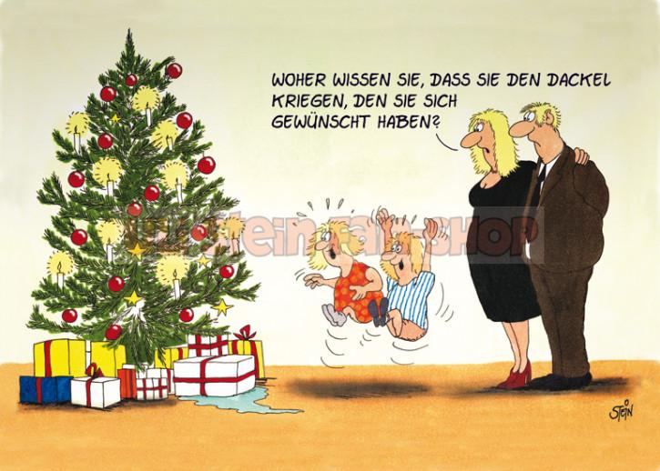klappkarte weihnachten hund u63 575. Black Bedroom Furniture Sets. Home Design Ideas