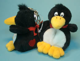 Beanbag Pingi Schlüsselanhänger