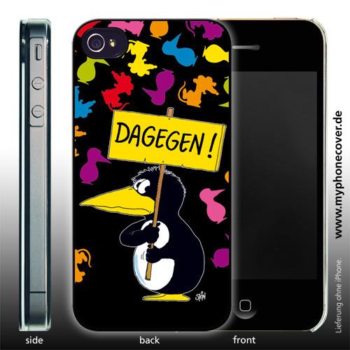 Phone Cover Dagegen!