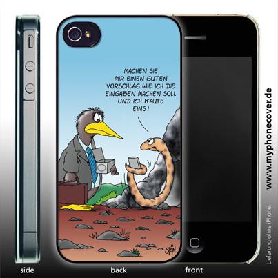Phone Cover Schlange
