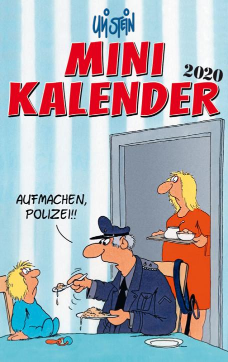 Uli Stein Mini Kalender 2019