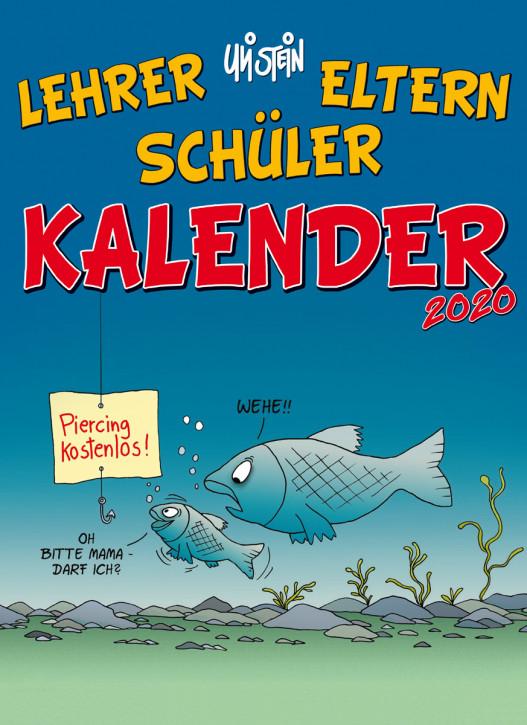 Uli Stein Lehrer Sch&uumller Eltern Kalender 2019