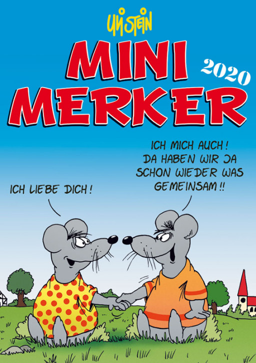 Uli Stein Minimerker 2018