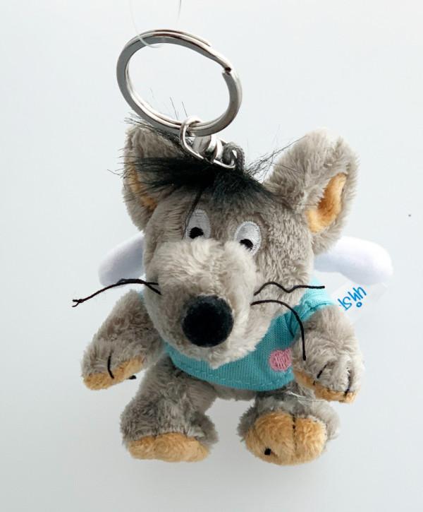 Mini Uli Beanbags Schlüsselanhänger Schutzengel Maus