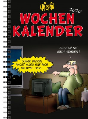 Uli Stein Wochenkalender 2020