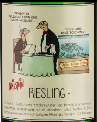 Uli Stein Riesling by Weingut CA-Haussmann
