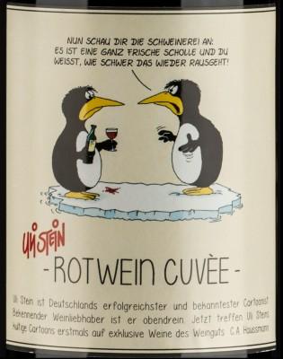 Uli Stein Rotwein by Weingut CA-Haussmann