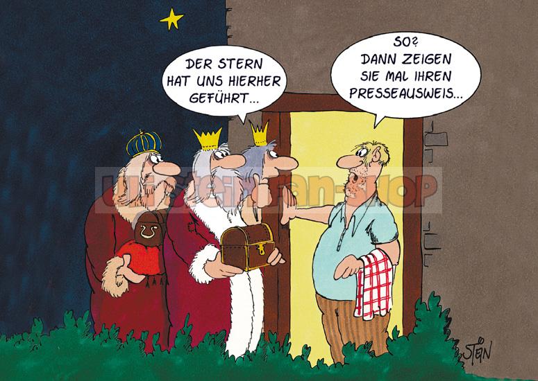 Comic Bilder Weihnachten Kostenlos.Klappkarte Weihnachten Presseausweis U63 577