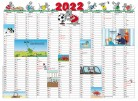 Uli Stein Jahresplaner Maus, gerollt 2022