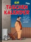 Uli Stein Taschenkalender 2018