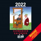 Uli Stein  Schwarzer Kalender 2022