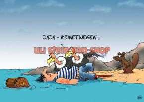 Postkarte / Meinetwegen