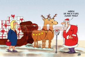 Klappkarte Weihnachten