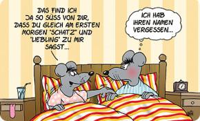 Uli Stein Brettchen Schatz