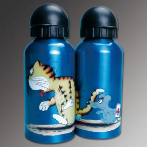 Alu Trinkflasche To Go