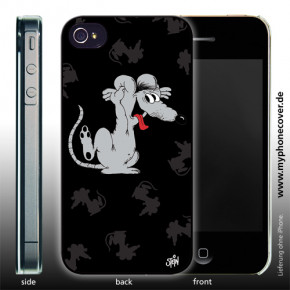 Phone Cover Freche Maus