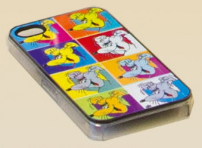 Phone Cover Multi Maus Pop-Art