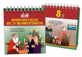 Uli Stein Adventskalender, Tischkalender