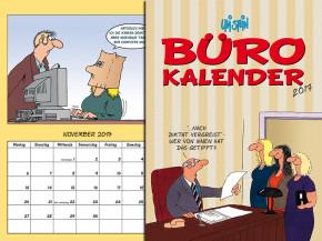B&uumlro Kalender 2017