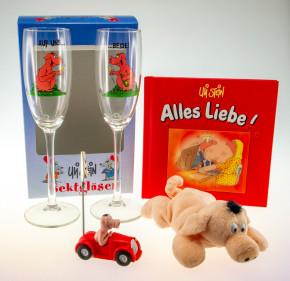 """Uli Stein """"Alles Liebe"""" Super Set"""