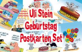 Uli Stein Postkarten 10er Set